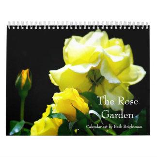 Calendario El calendario de la rosaleda