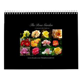 El calendario de la rosaleda