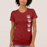 El caliente mojado de Susie Camiseta
