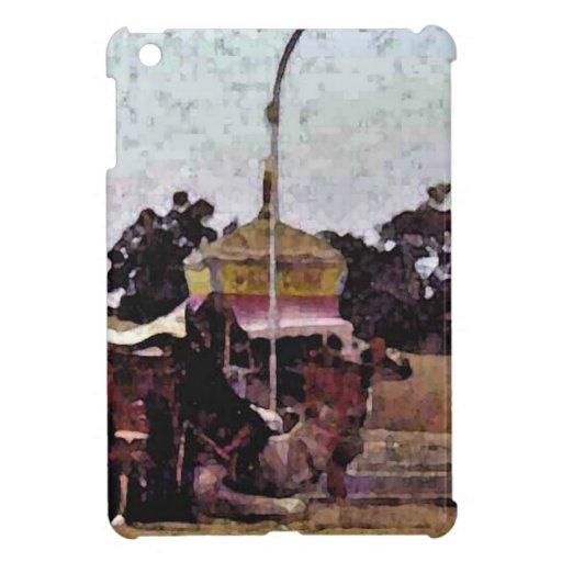 El camello solitario iPad mini fundas