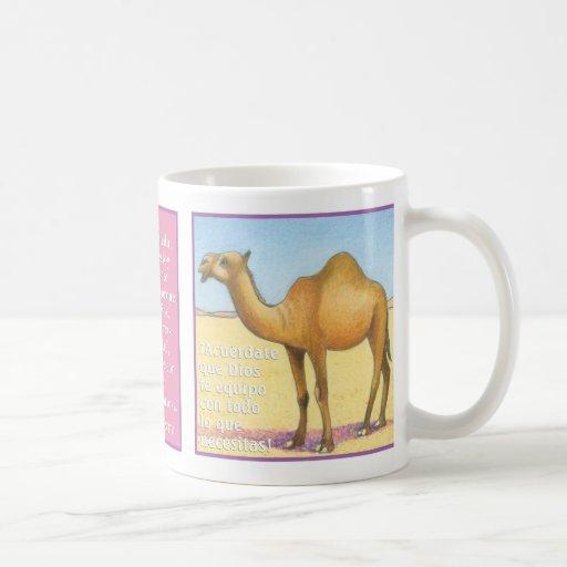 EL Camello, taza de café