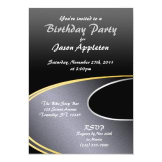 El camino abierto - invitaciones de la fiesta de invitación 12,7 x 17,8 cm