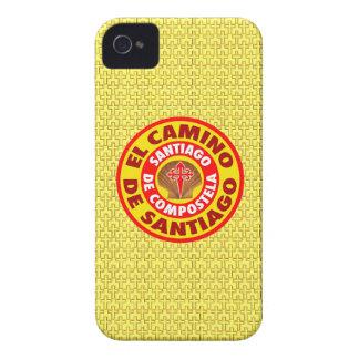 EL Camino de Santiago iPhone 4 Case-Mate Coberturas