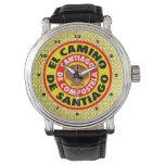 EL Camino De Santiago Reloj De Mano