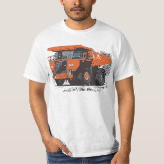 El camión enorme gigante #1 camisetas
