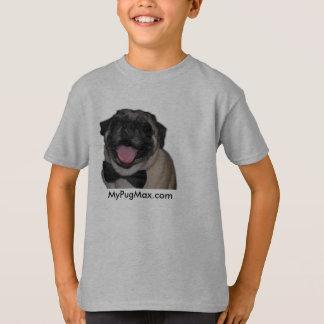 El camisetas del niño