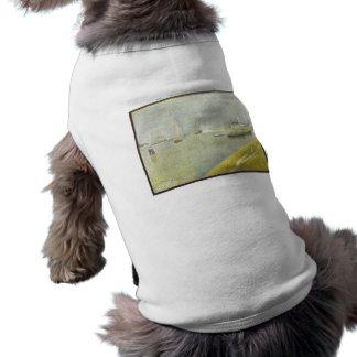 El canal de Gravelines de Jorte Seurat Camisa De Perro