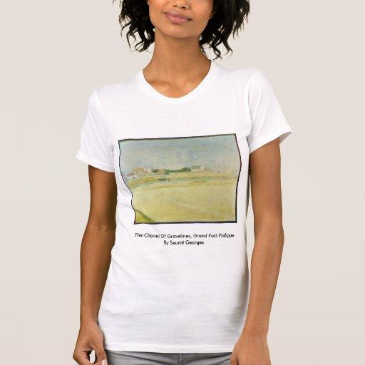 El canal de Gravelines, Fuerte-Felipe magnífico Camisetas