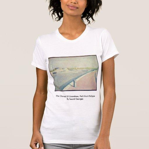 El canal de Gravelines, Pequeno-Fuerte-Felipe Camiseta
