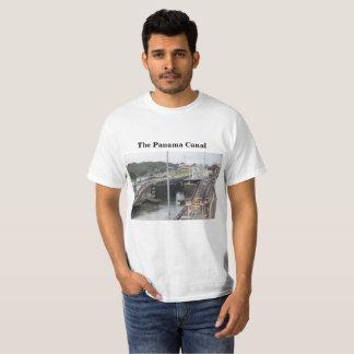El Canal de Panamá, alta fotografía de Def Camiseta