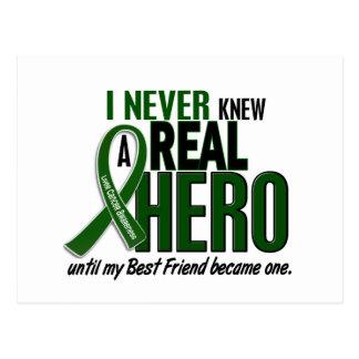 El cáncer de hígado NUNCA CONOCÍA a un mejor amigo Postal