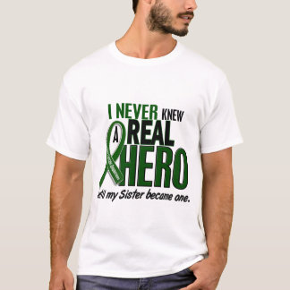 El cáncer de hígado NUNCA CONOCÍA a una hermana Camiseta