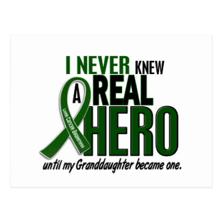 El cáncer de hígado NUNCA CONOCÍA a una nieta del Postal