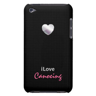El Canoeing lindo Barely There iPod Protector