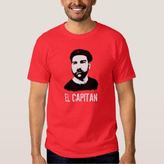 EL Capitan Camisetas