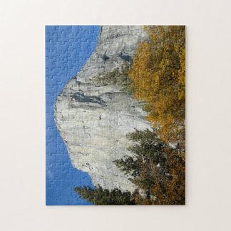 EL Capitan en Yosemite Puzzle