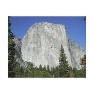 EL Capitan Yosemite California Lona Estirada Galerías