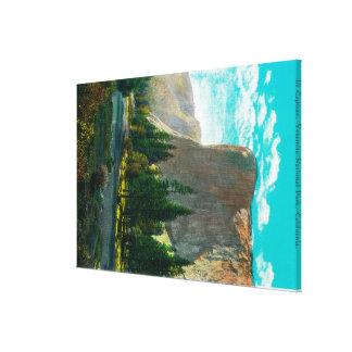 EL Capitan, Yosemite ValleyYosemite, CA Impresiones En Lona Estiradas