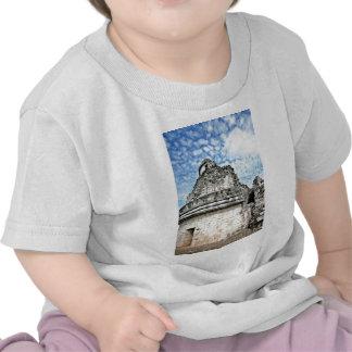 EL Caracol, el observatorio, Chichen Itza Camiseta