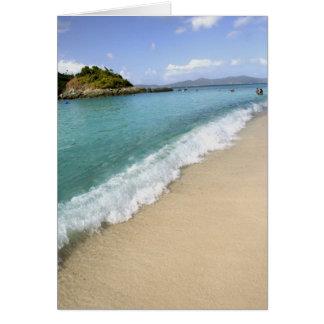 El Caribe, Islas Vírgenes de los E.E.U.U., St. Joh Tarjeton