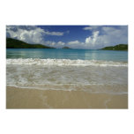 El Caribe, Islas Vírgenes de los E.E.U.U., St Thom Posters
