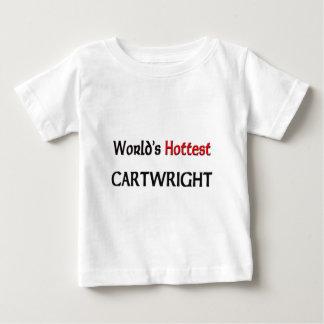 El carretero más caliente de los mundos camisetas