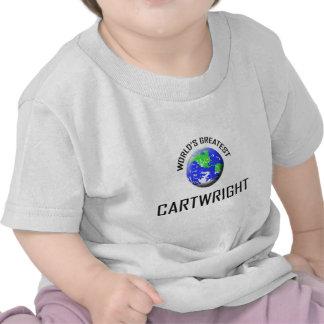 El carretero más grande del mundo camiseta