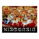 El carrusel más grande del mundo, Wisconsin Postal