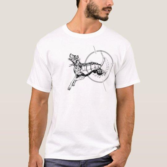 El cártel TM guerrea camiseta del perro