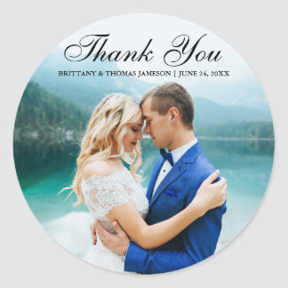 El casarse le agradece pegatina moderno BT R de la