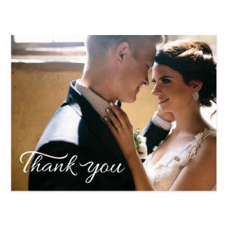 El casarse le agradece postal de la tarjeta de