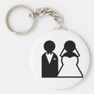 el casarse llaveros