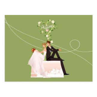 El casarse postal
