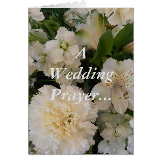 El casarse tarjeta de felicitación