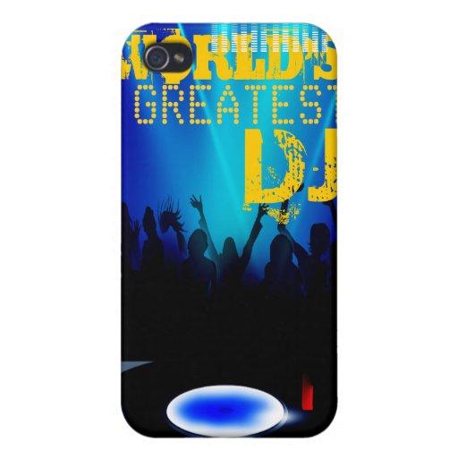 El caso más grande de DJ Iphone 4 del mundo iPhone 4/4S Carcasa