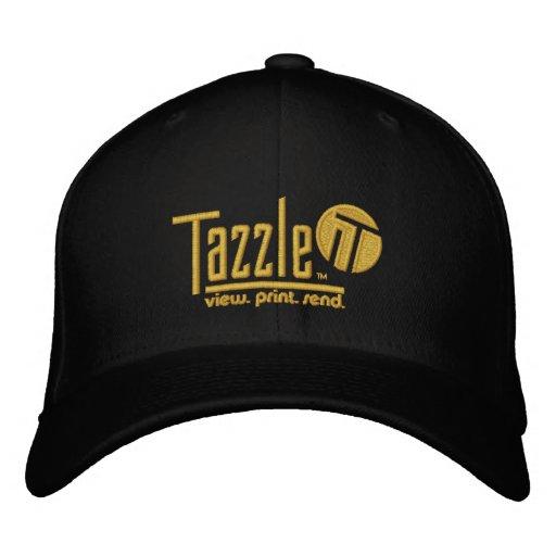 El casquillo de Tazzle Gorra Bordada