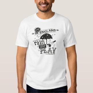 El casquillo del amante de Inglaterra Camiseta