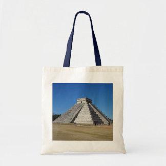 EL Castillo - Chichen Itza, la bolsa de asas de