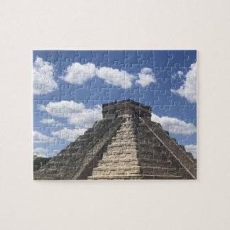 EL Castillo - Chichen Itza, rompecabezas de México