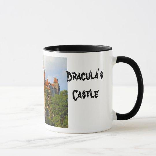 El castillo de Drácula, salvado, Transylvannia Taza