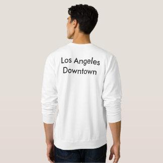 El centro de la ciudad de Los Ángeles sudó la Sudadera