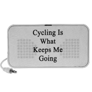 El ciclo es qué me guarda el ir altavoces de viaje