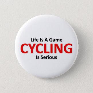 El ciclo es serio chapa redonda de 5 cm