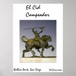 El Cid Campeador Póster