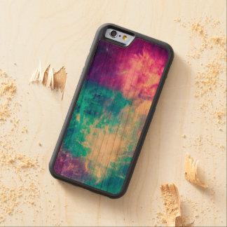El cielo de la creación funda protectora de cerezo para iPhone 6 de carved