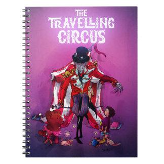 El circo que viaja cuaderno