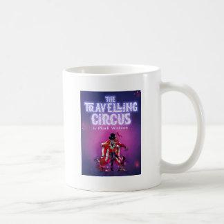 El circo que viaja taza de café