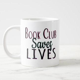 El círculo de lectores ahorra la taza del jumbo de