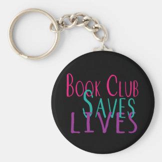 El círculo de lectores ahorra llavero de las vidas