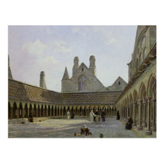 El claustro del Saint-Michel de Mont Postal